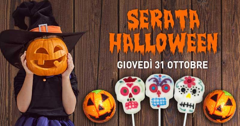 Trascorri la festa di Halloween al Fuorirotta! Ti aspettano tante golose sorprese!