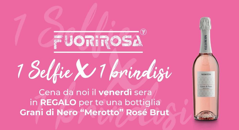 Venerdì sera dedicato alle donne: arriva FUORIROSA!