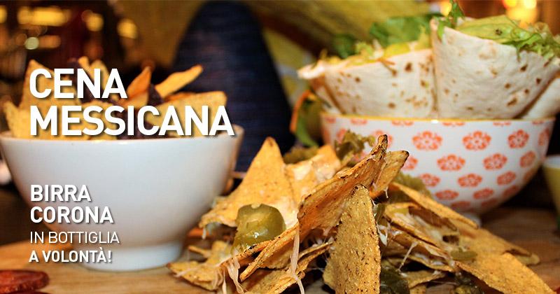 Piccante e gustosissima: al Fuorirotta c'è la Cena Messicana!