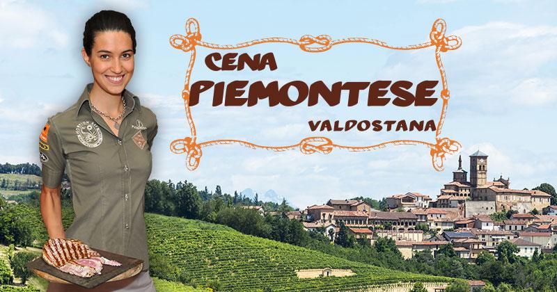 Cena con prodotti tipici Piemontesi, il ristorante Fuorirotta ti stupirà ancora una volta!