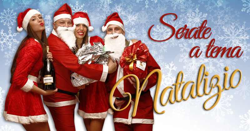 Il Natale è alle porte, scopri cosa abbiamo pensato per te!