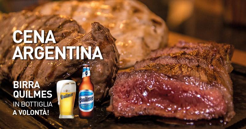 Vai pazzo per la cucina argentina? Vieni al Fuorirotta!