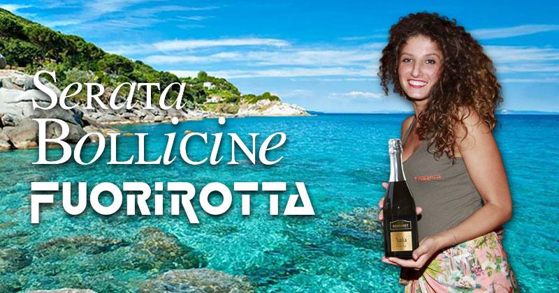 A Ferragosto, il divertimento è assicurato con la Serata Bollicine Fuorirotta!