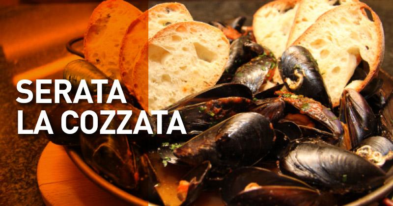 """Pronti per gustose cozze a volontà? Al Fuorirotta arriva la """"Serata la Cozzata""""!"""