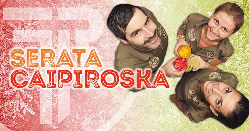 Serata Caipiroska al Fuorirotta: divertimento estivo e cocktail in OMAGGIO!