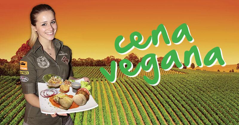Scopri il menù della Cena Vegana del Fuorirotta!