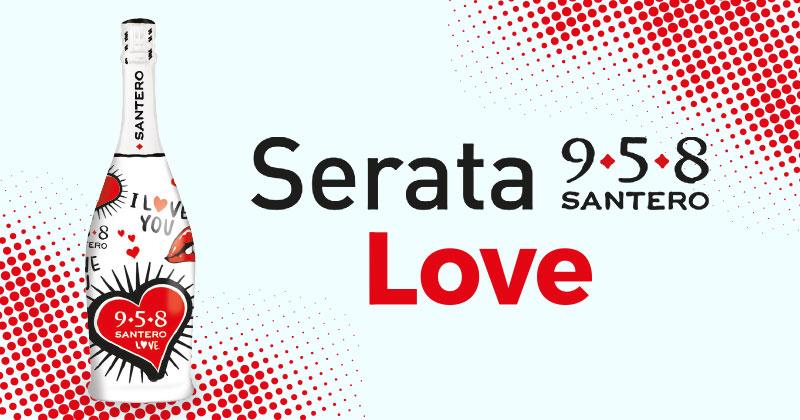 Al Fuorirotta c'è la Serata 958 Santero Love: ritira la tua bottiglia OMAGGIO!