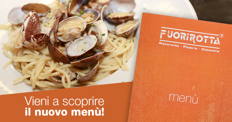 Ristorante pizzeria Fuorirotta: cucina di qualità e tanto divertimento anche dopocena!